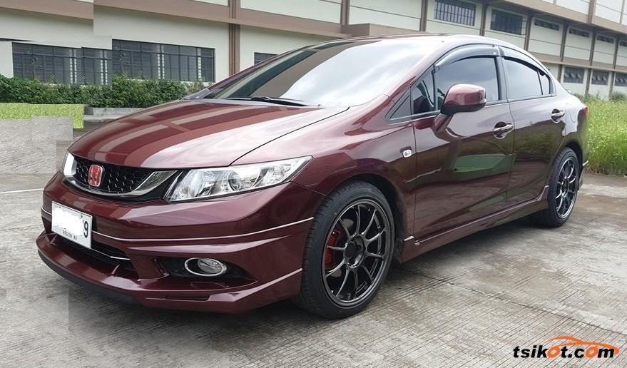 Honda Civic 2015 - 2