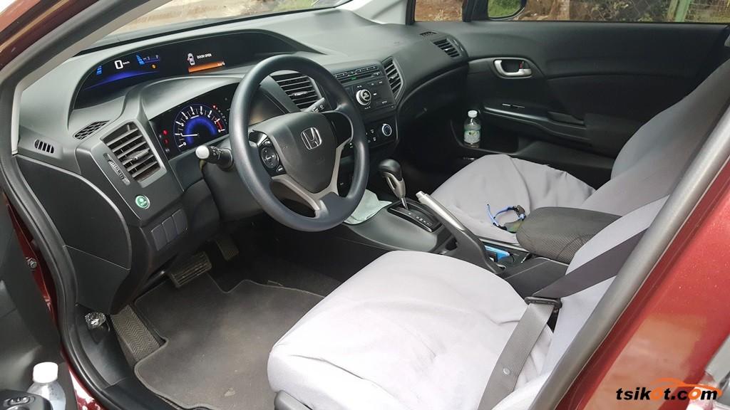 Honda Civic 2015 - 3
