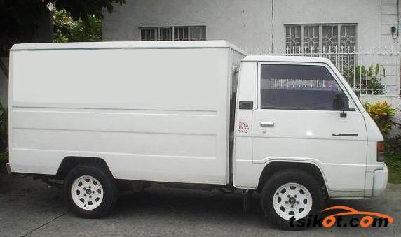 Mitsubishi L-300 2007 - 1