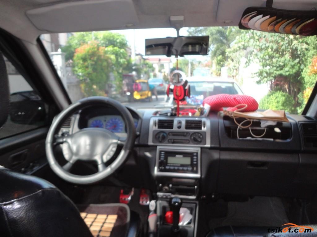 Mitsubishi Adventure 2008 Car For Sale Calabarzon