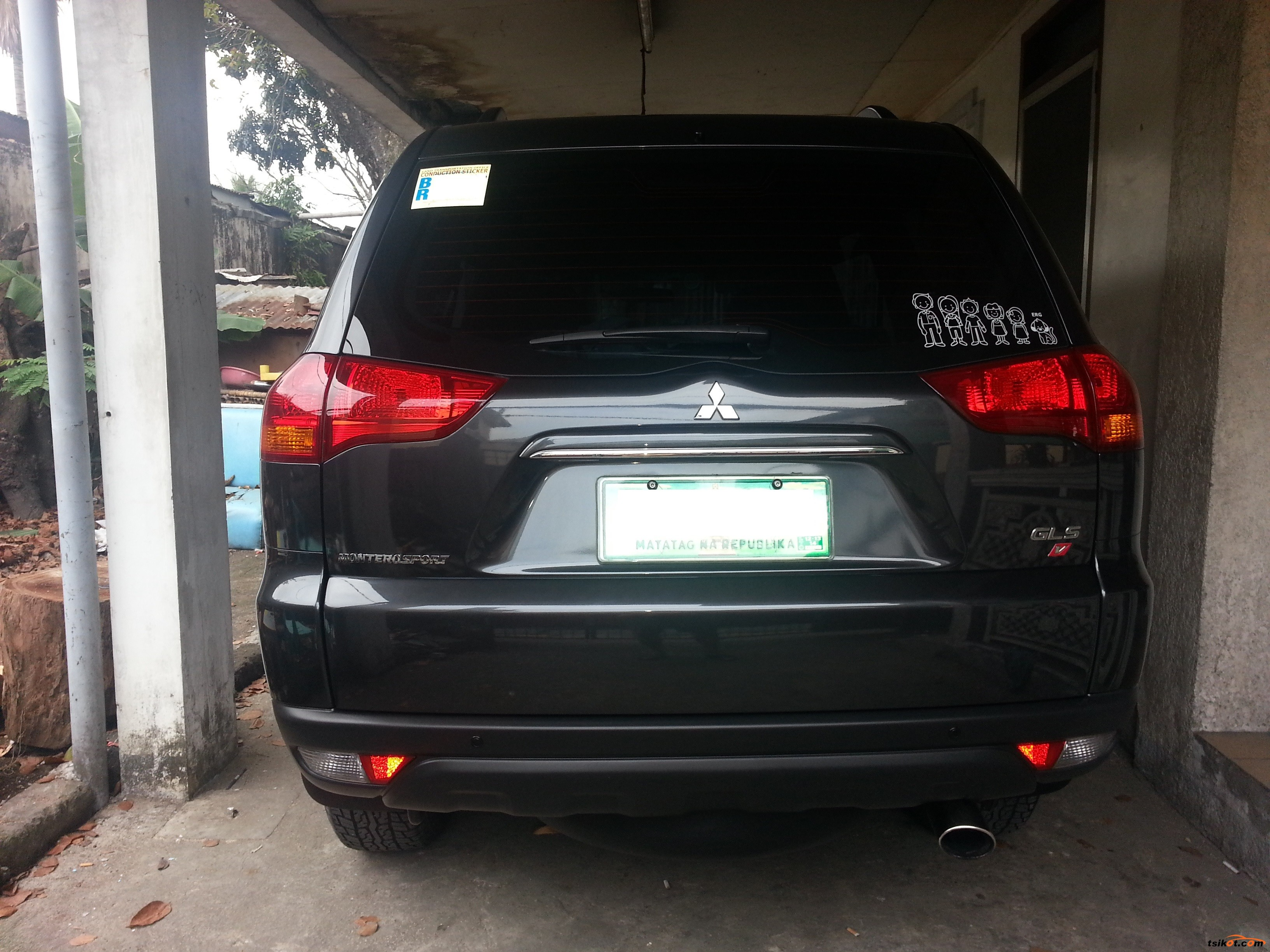 Mitsubishi Montero 2012 - Car for Sale Metro Manila