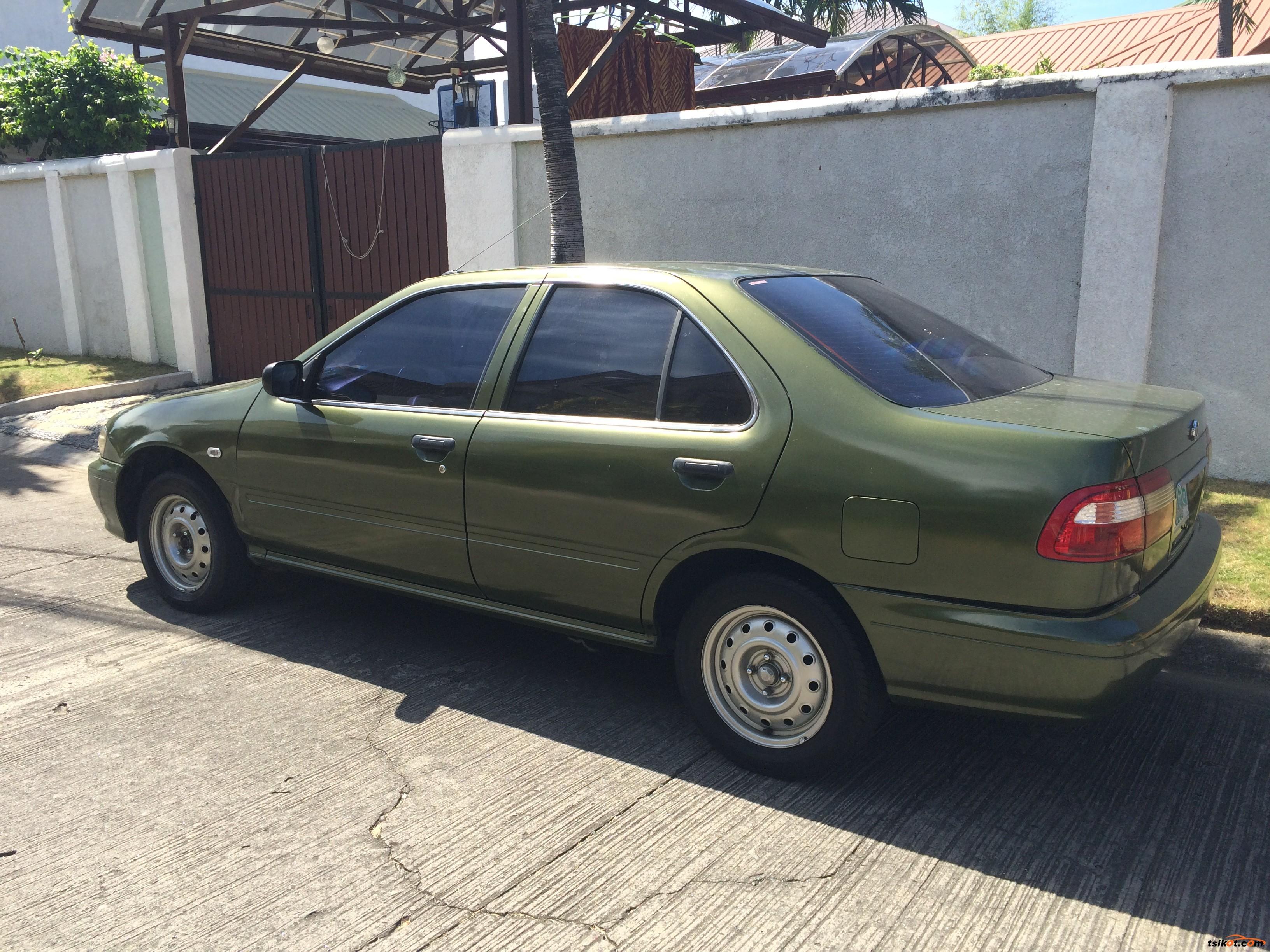 Nissan Sentra 2001 - 2