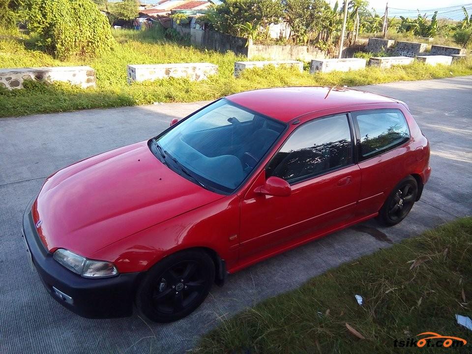 Honda Civic 1994 - 4