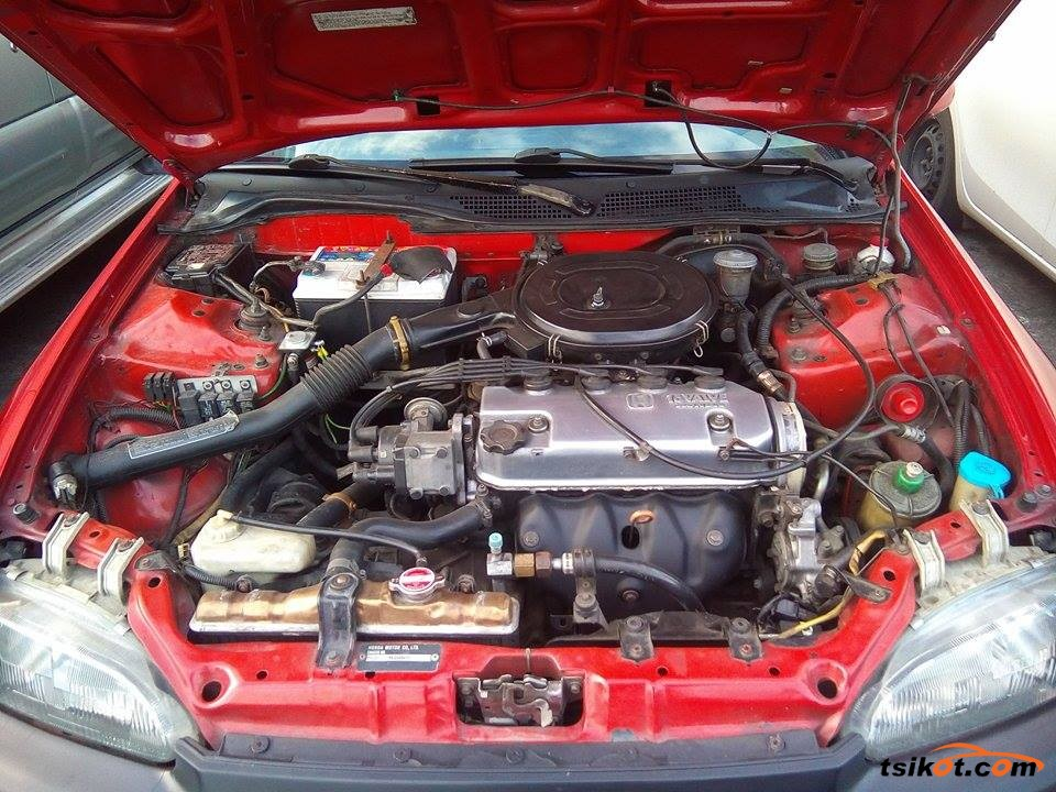 Honda Civic 1994 - 7