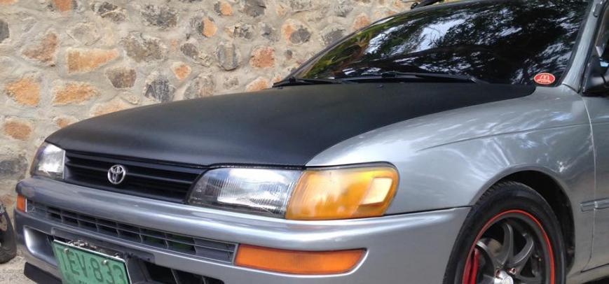 Toyota Corolla 1992 - 11