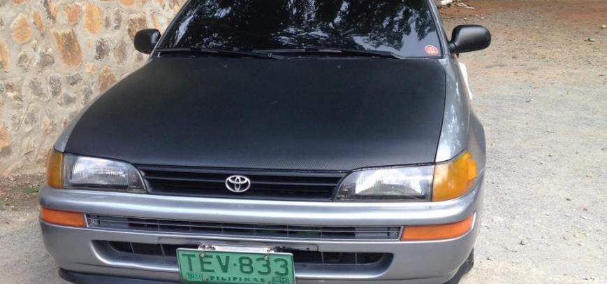 Toyota Corolla 1992 - 12