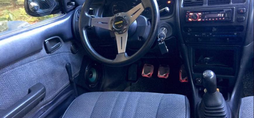 Toyota Corolla 1992 - 17