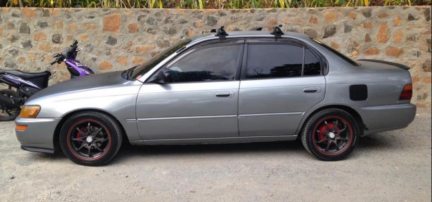 Toyota Corolla 1992 - 20