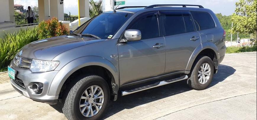 Mitsubishi Montero 2014 - 13