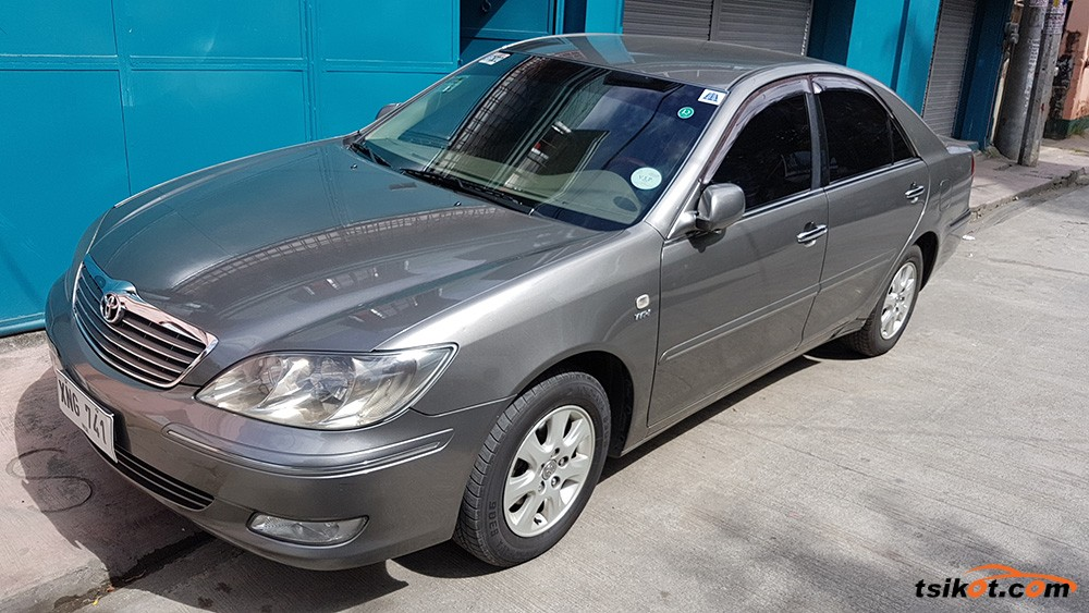 Toyota Camry 2004 - 7