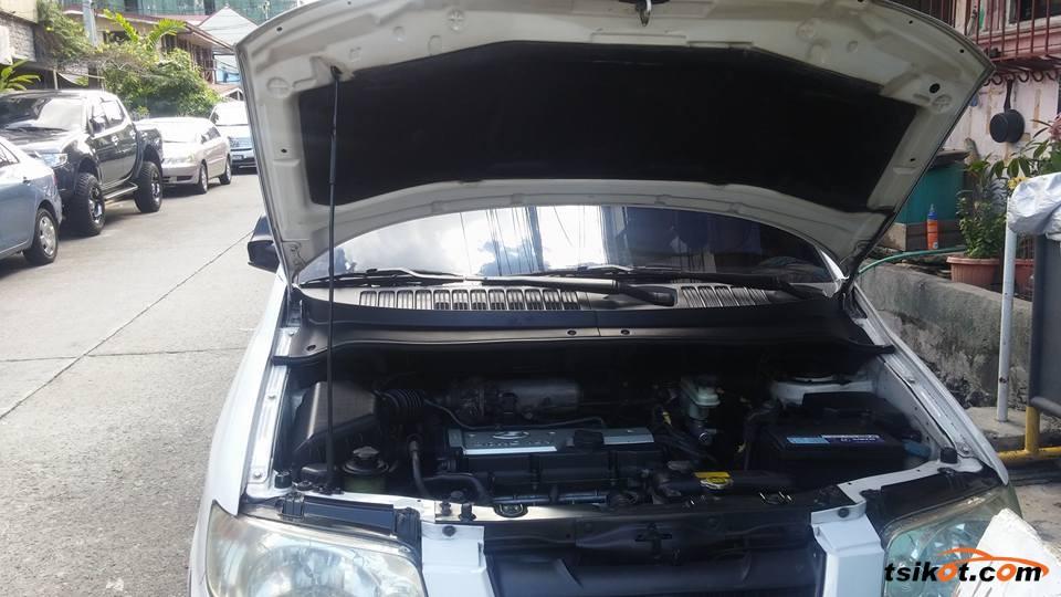 Hyundai Matrix 2005 - 3