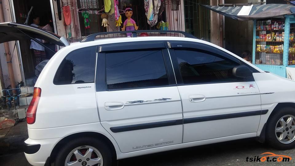 Hyundai Matrix 2005 - 6