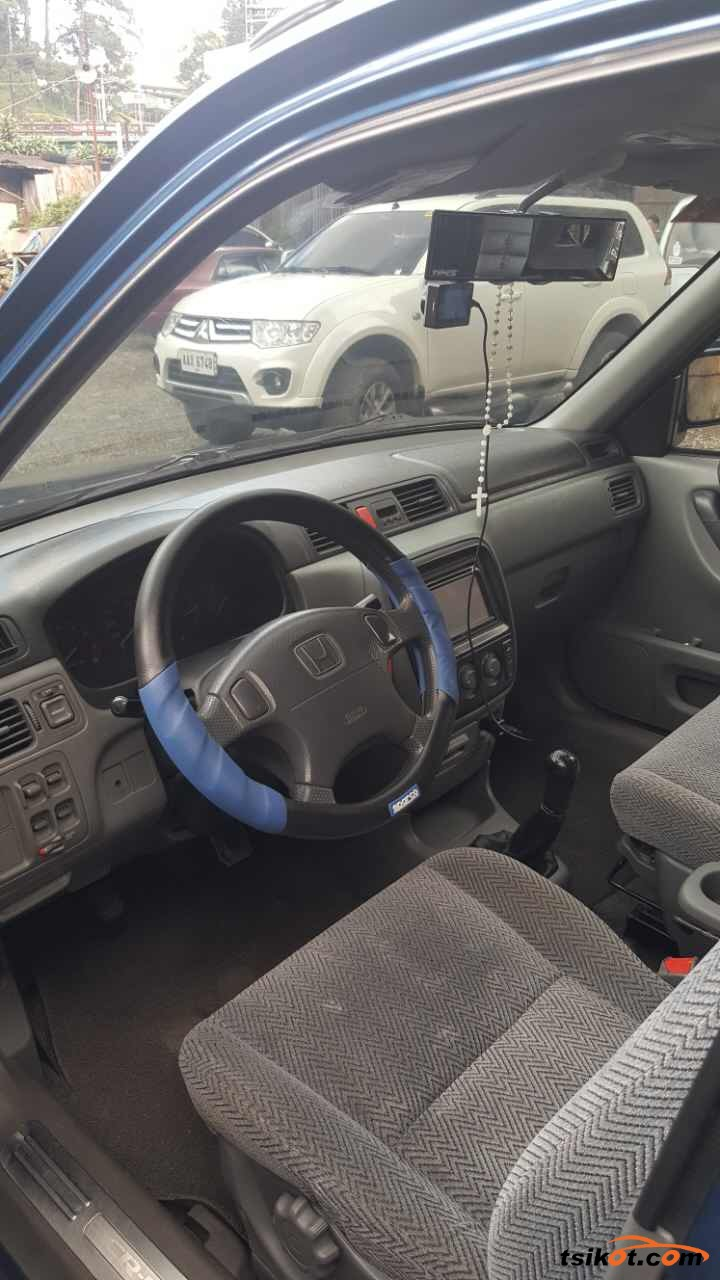 Honda Cr-V 2000 - 4