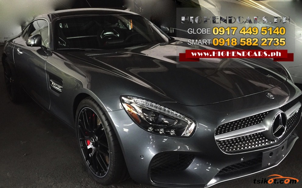 Mercedes benz sls amg gt 2017 car for sale metro manila for 2017 mercedes benz gts amg price