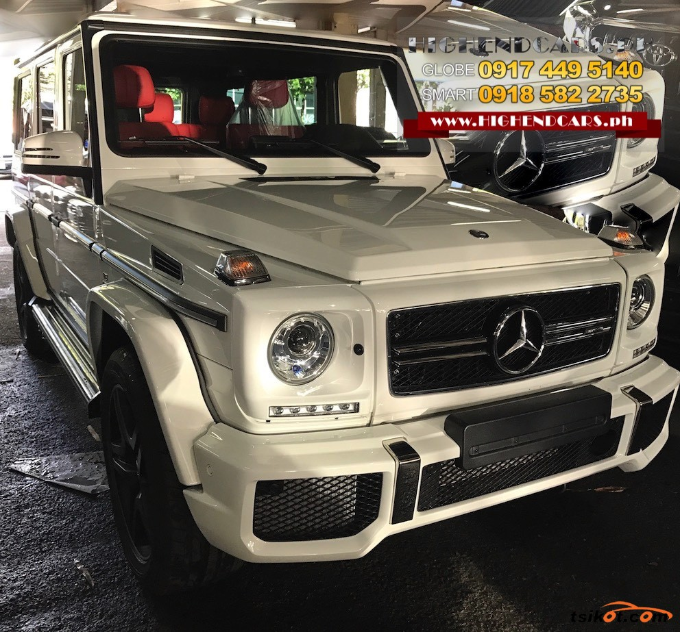 Mercedes benz g class 2017 car for sale metro manila for Mercedes benz price philippines