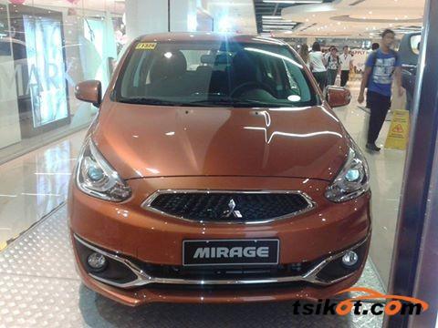 Mitsubishi Mirage 2017 - 1