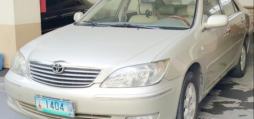 Toyota Camry 2003 - 1