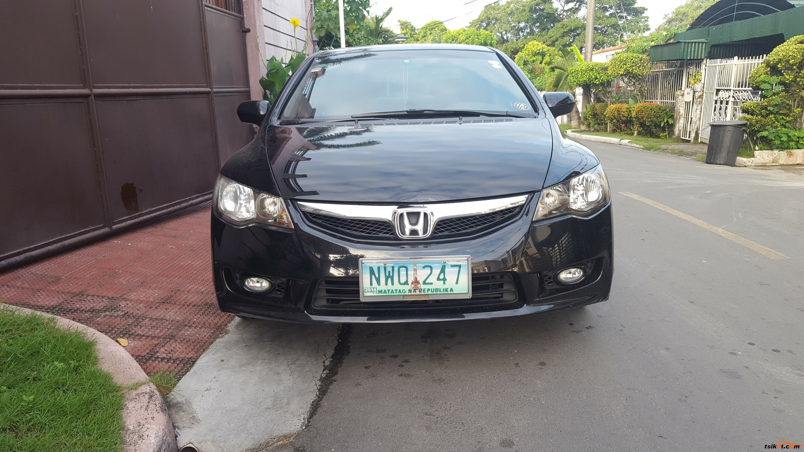 honda civic 2009 car for sale metro manila. Black Bedroom Furniture Sets. Home Design Ideas