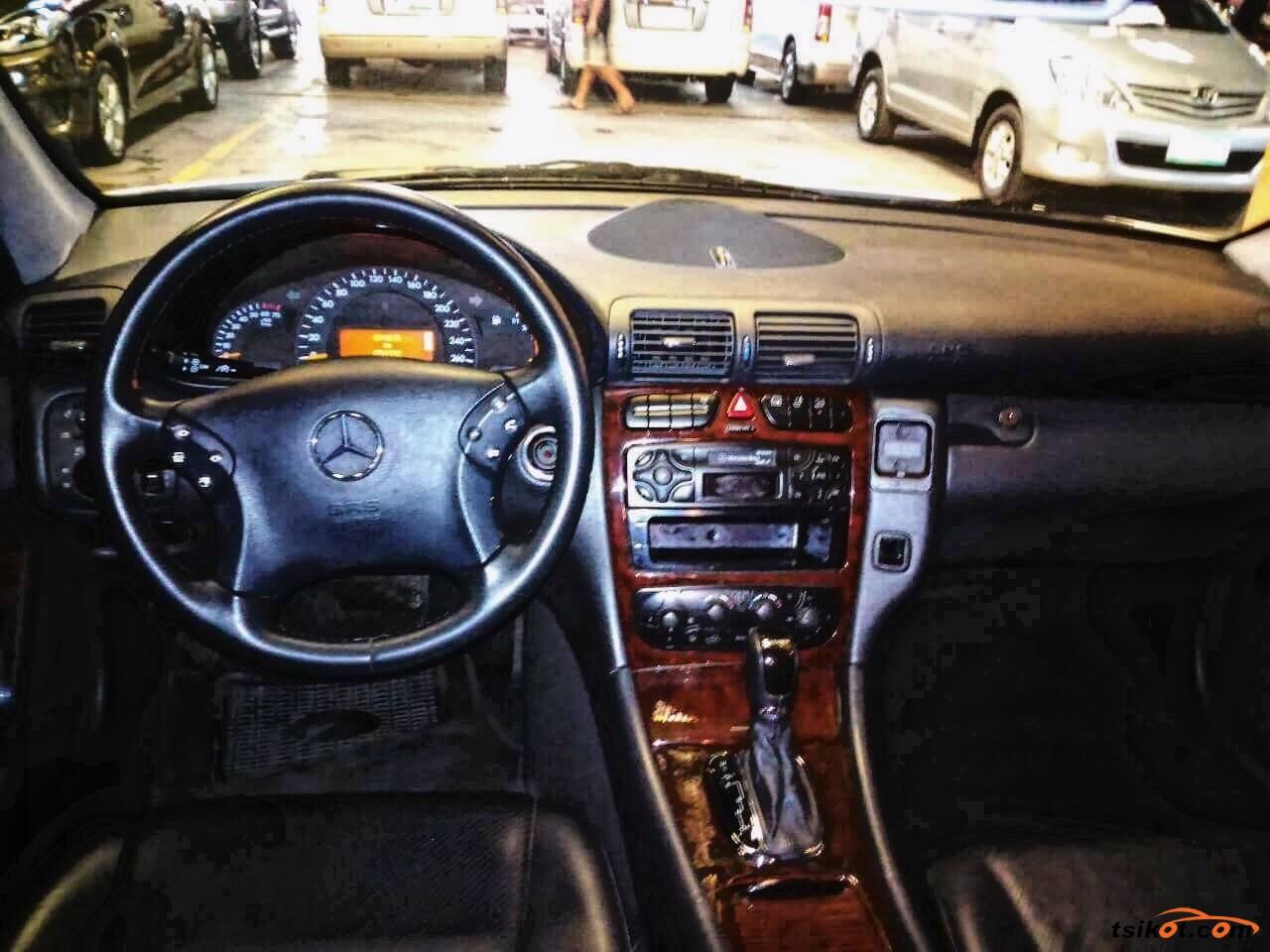 Mercedes-Benz C-Class 2008 - 2