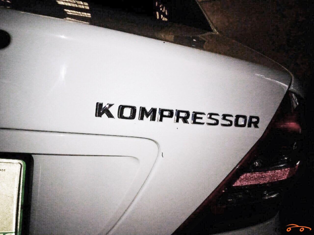Mercedes-Benz C-Class 2008 - 4