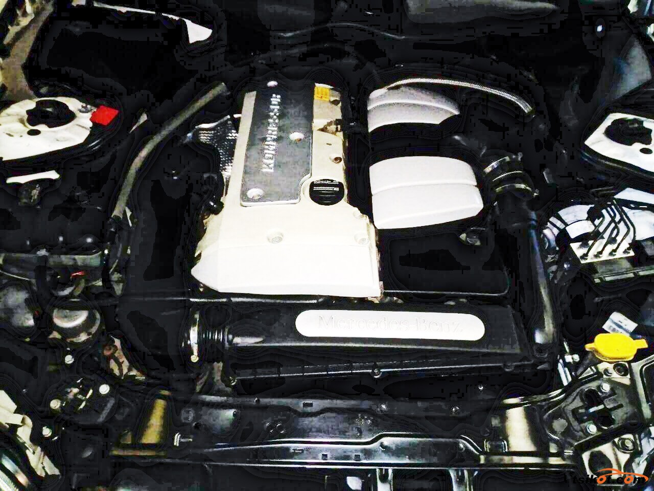 Mercedes-Benz C-Class 2008 - 6