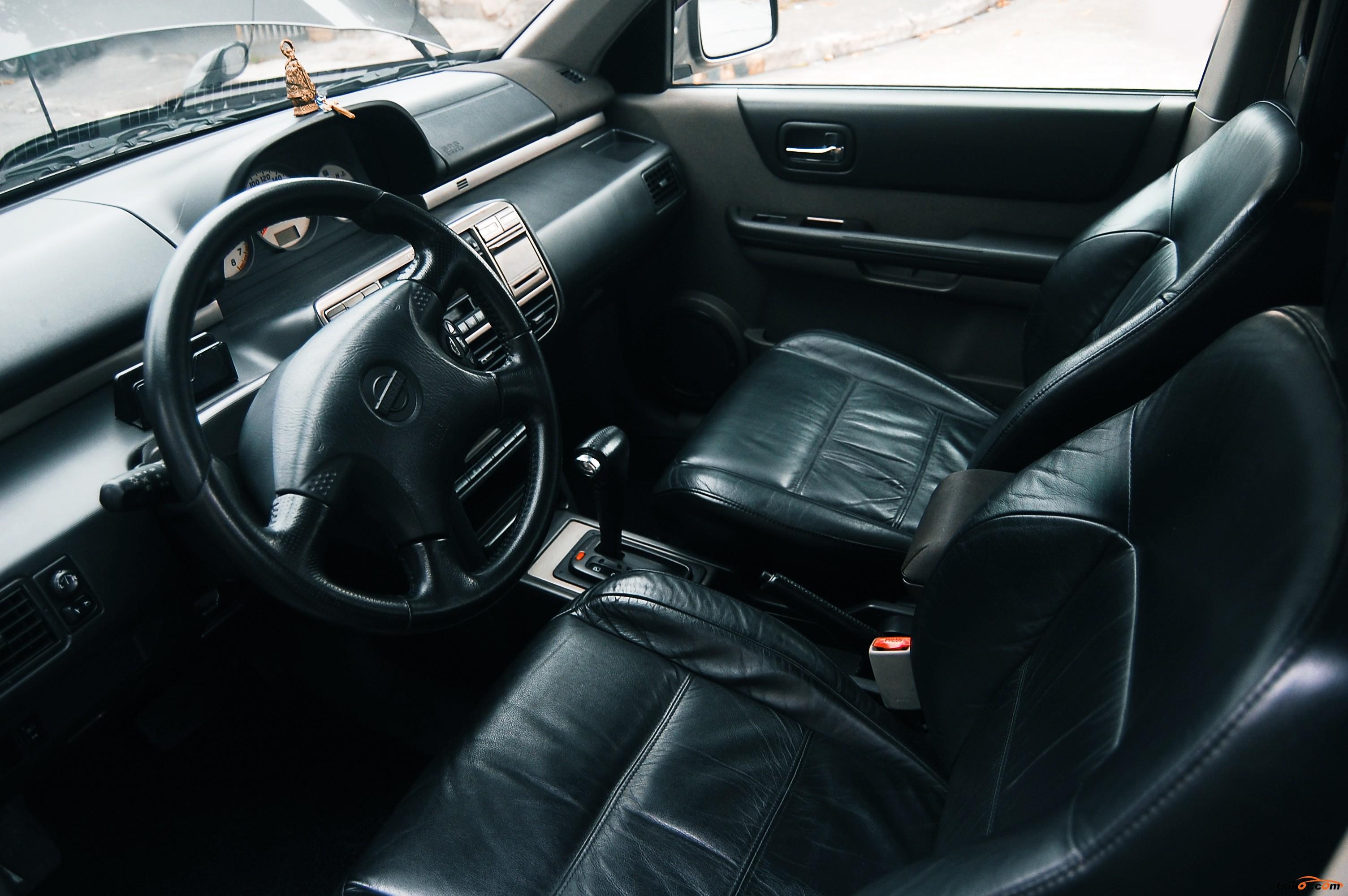 Nissan X-Trail 2005 - 7