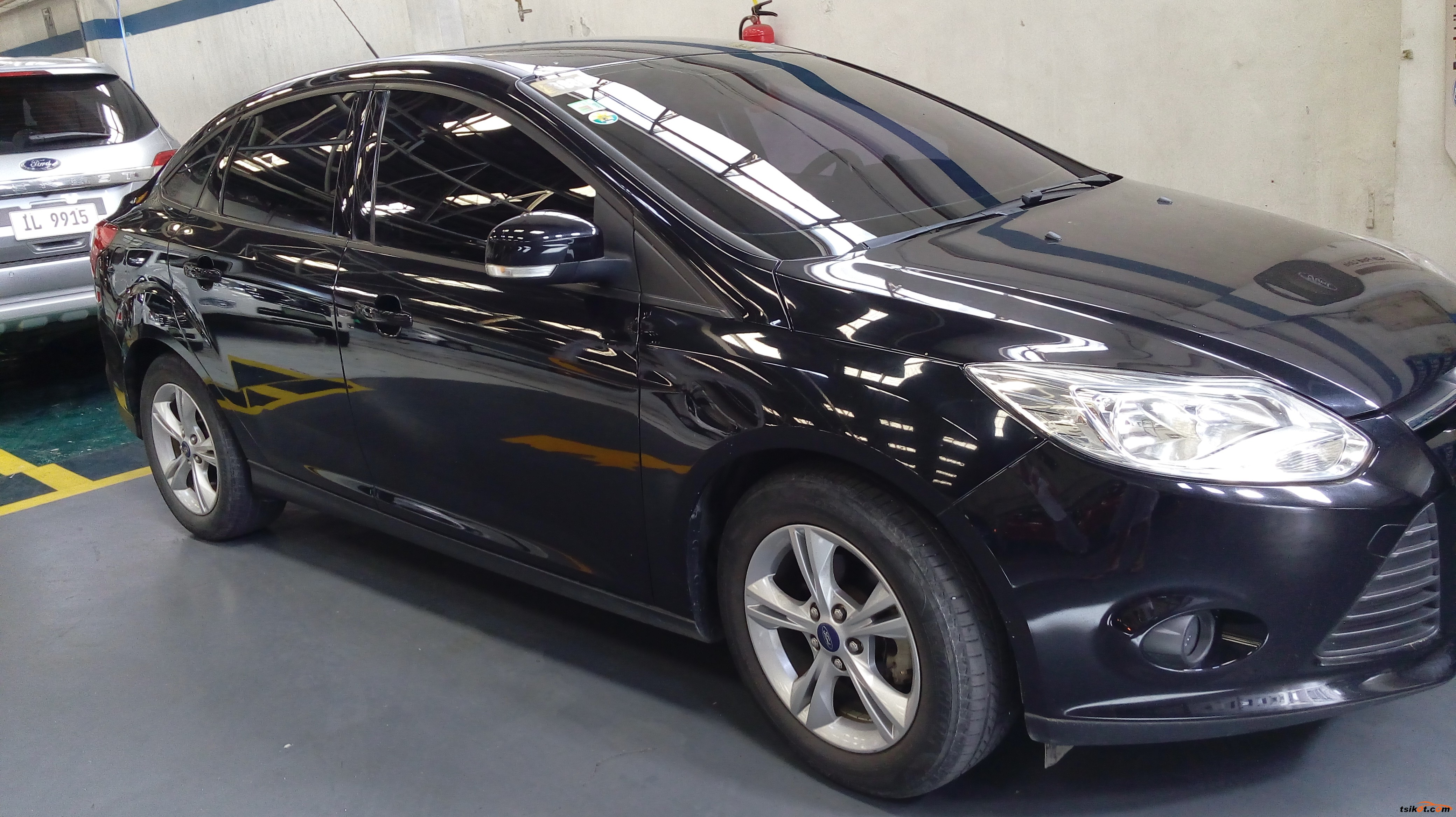 Ford Focus 2013 - 4