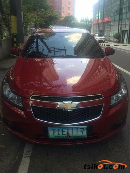Chevrolet Cruze 2011 - 1