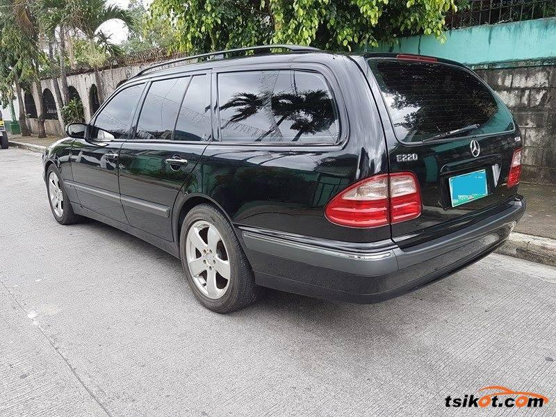 Mercedes-Benz E-Class 1997 - 5