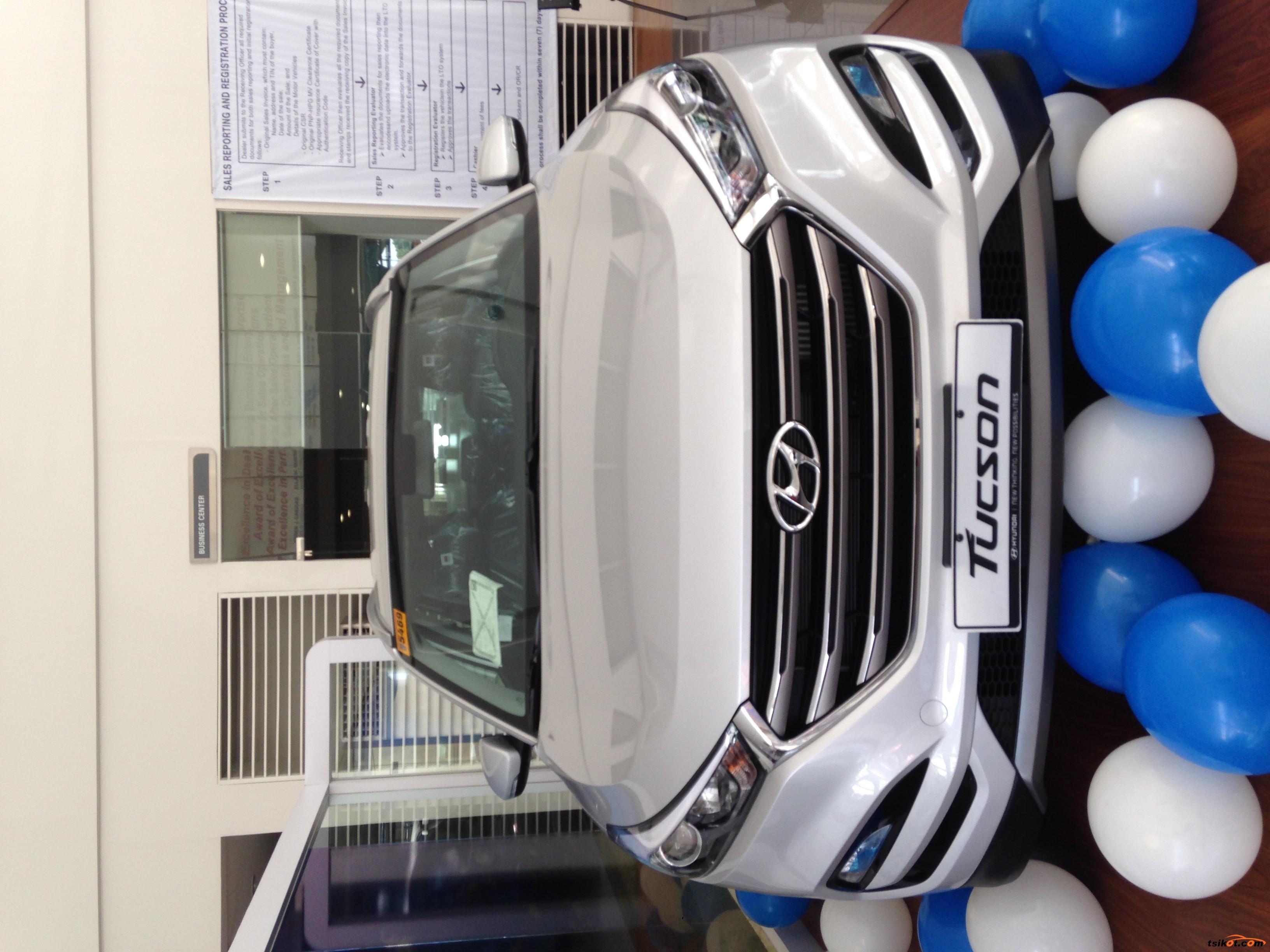 Hyundai Tucson 2017 - 6