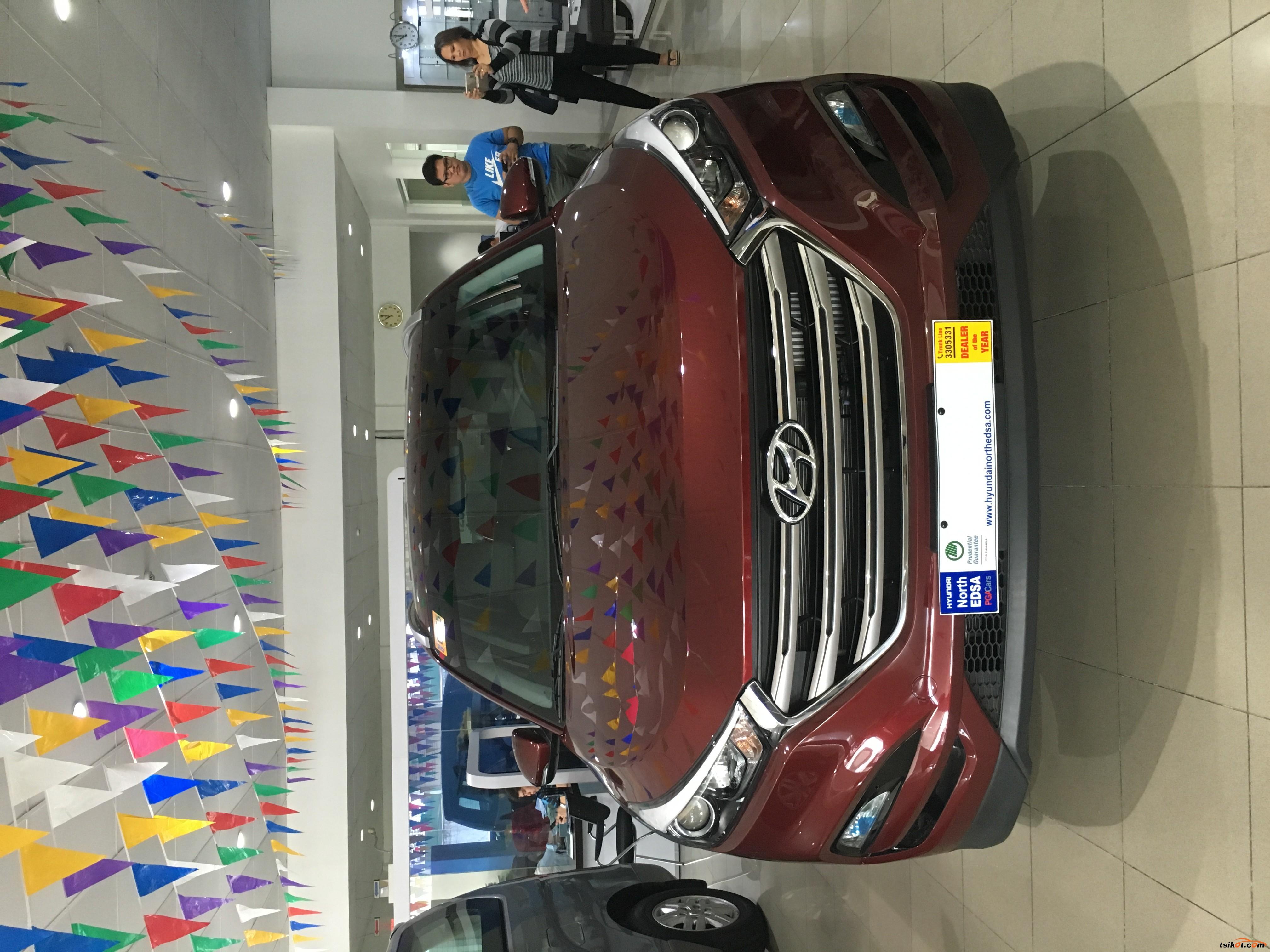 Hyundai Tucson 2017 - 8