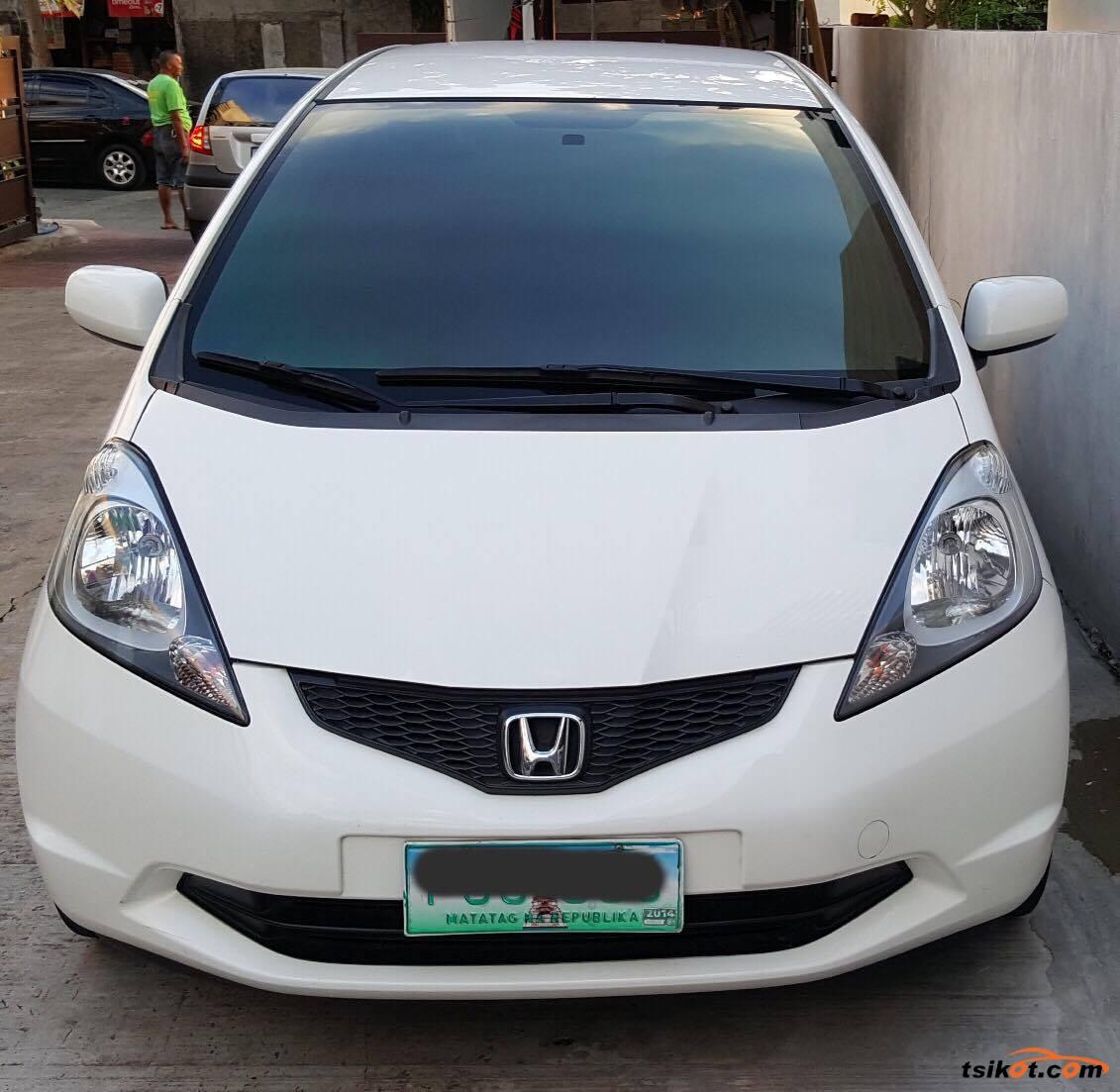 Honda Jazz 2010 - 1