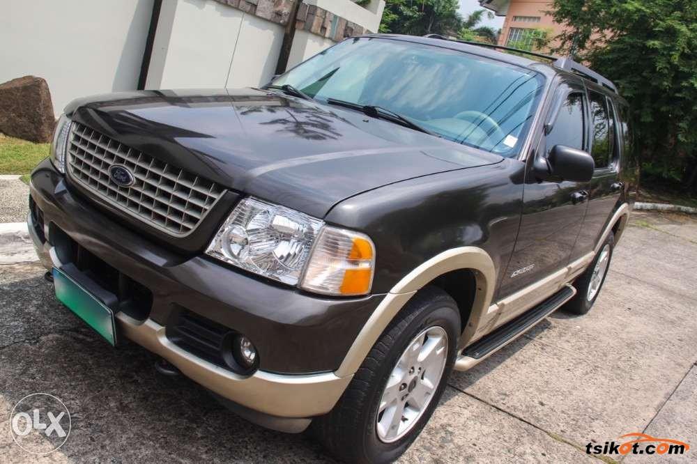 Ford Explorer 2005 - 3