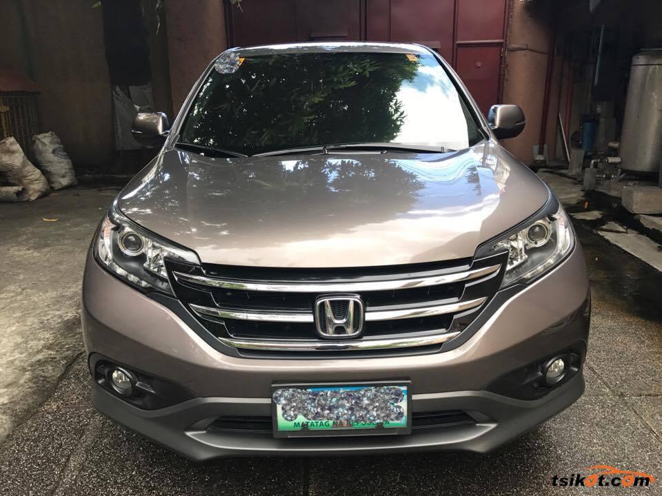 Honda Cr-V 2014 - 4