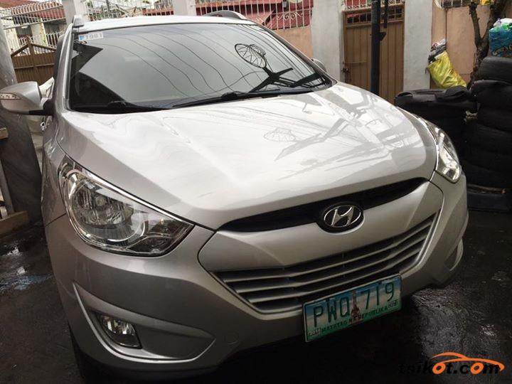 Hyundai Tucson 2010 - 1