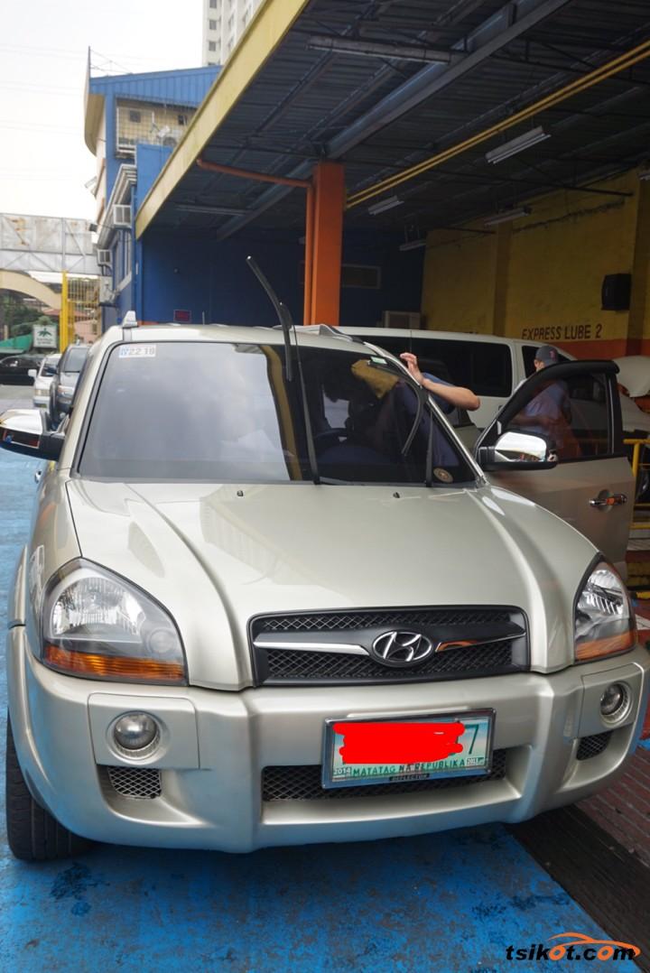 Hyundai Tucson 2009 - 6