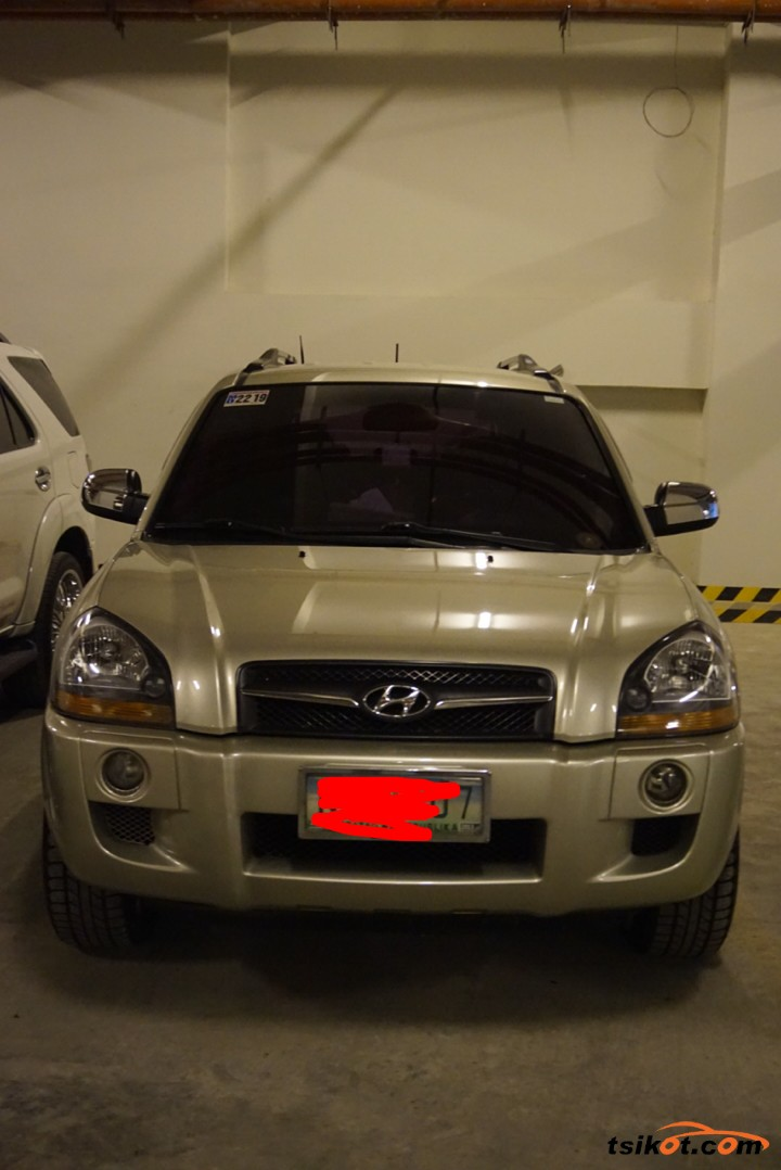 Hyundai Tucson 2009 - 7