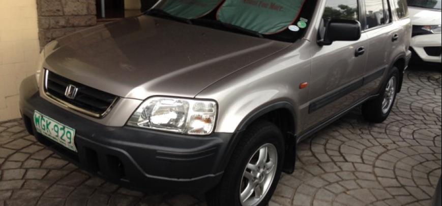 Honda Cr-V 2000 - 8