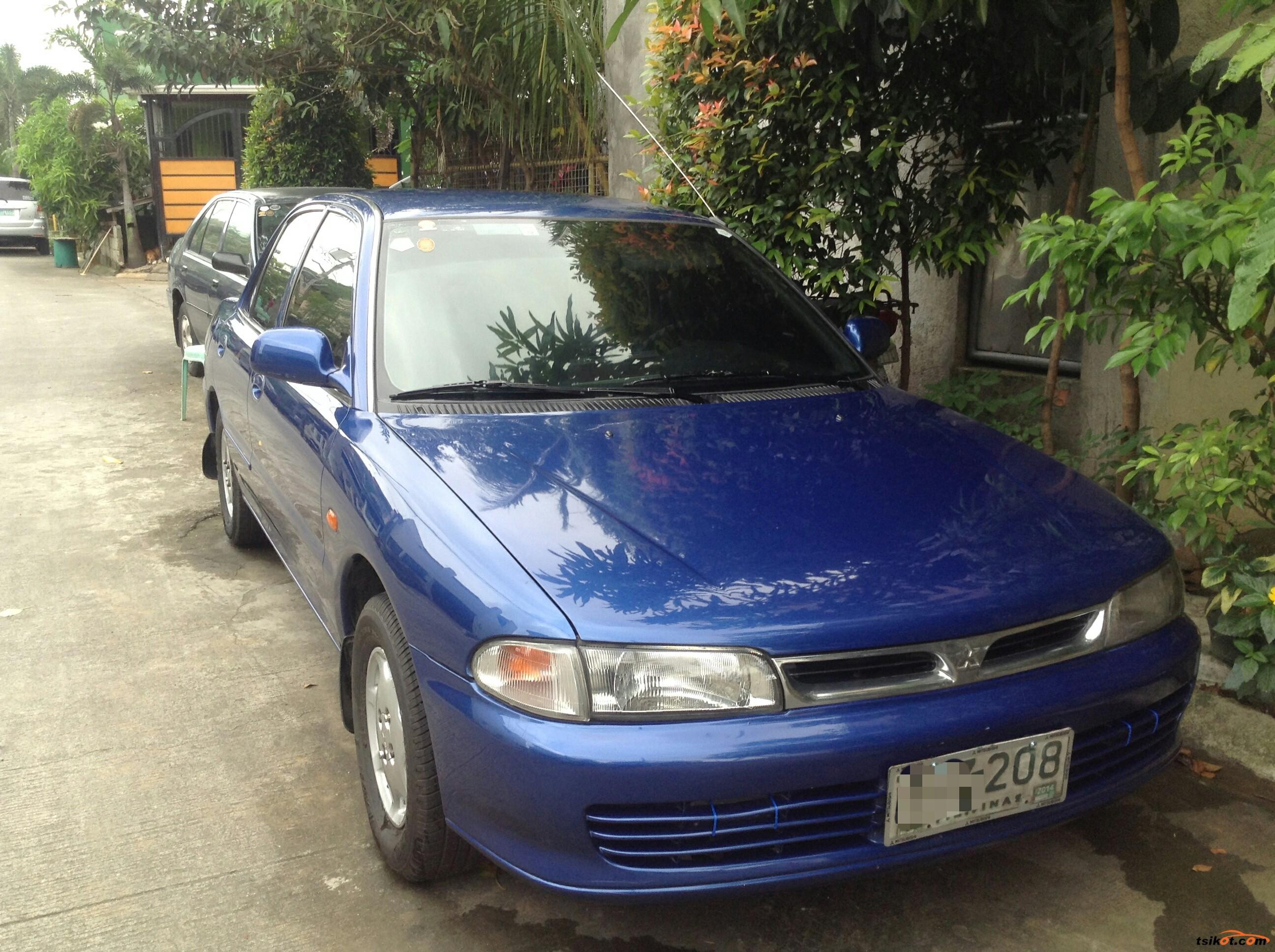 Mitsubishi Lancer 1993 - 3