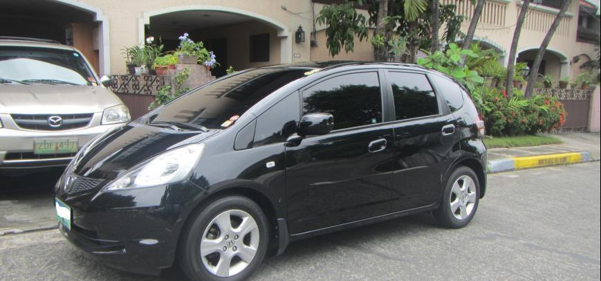 Honda Jazz 2010 - 3