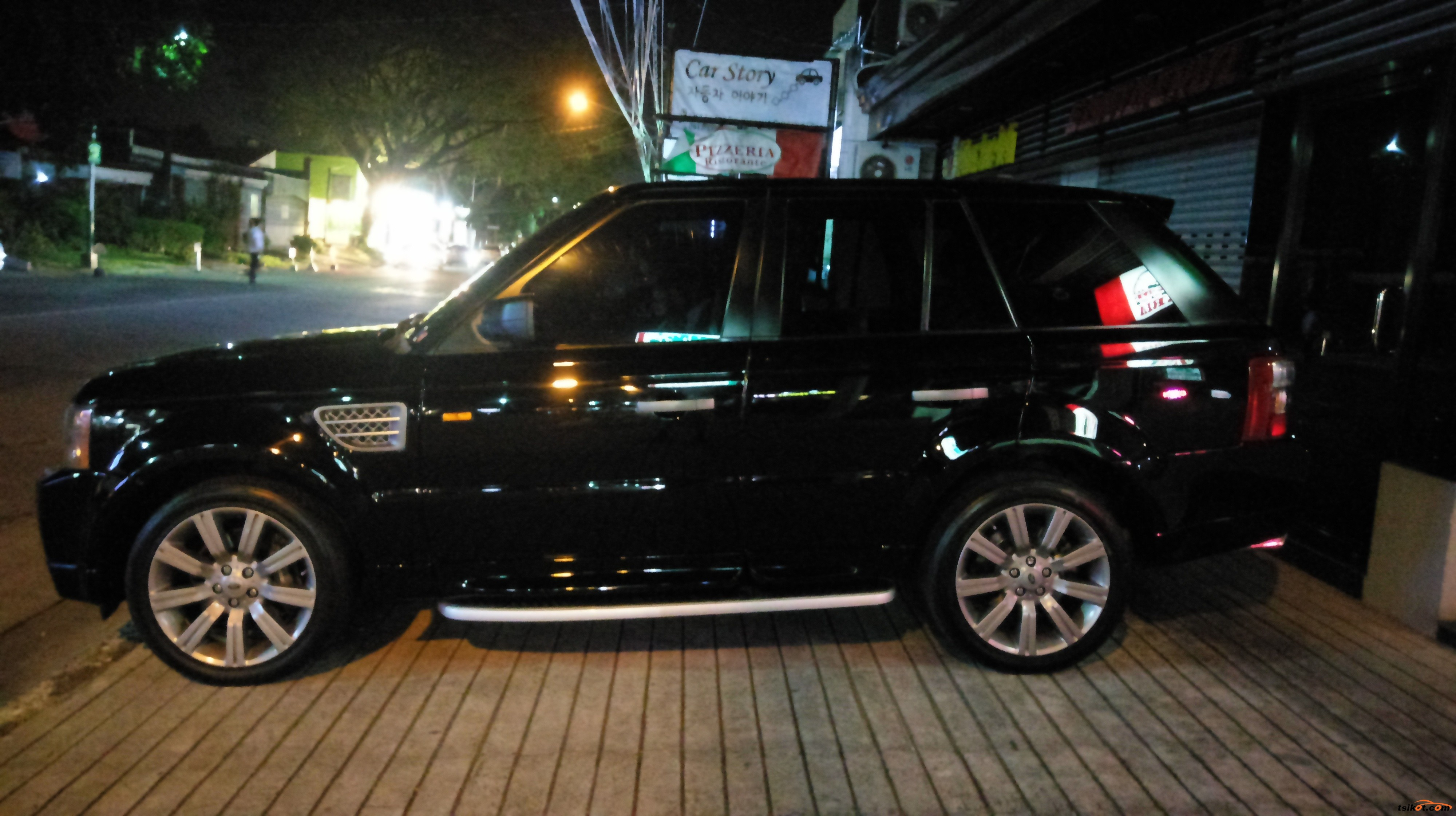 Land Rover Range Rover Sport 2008 - 2