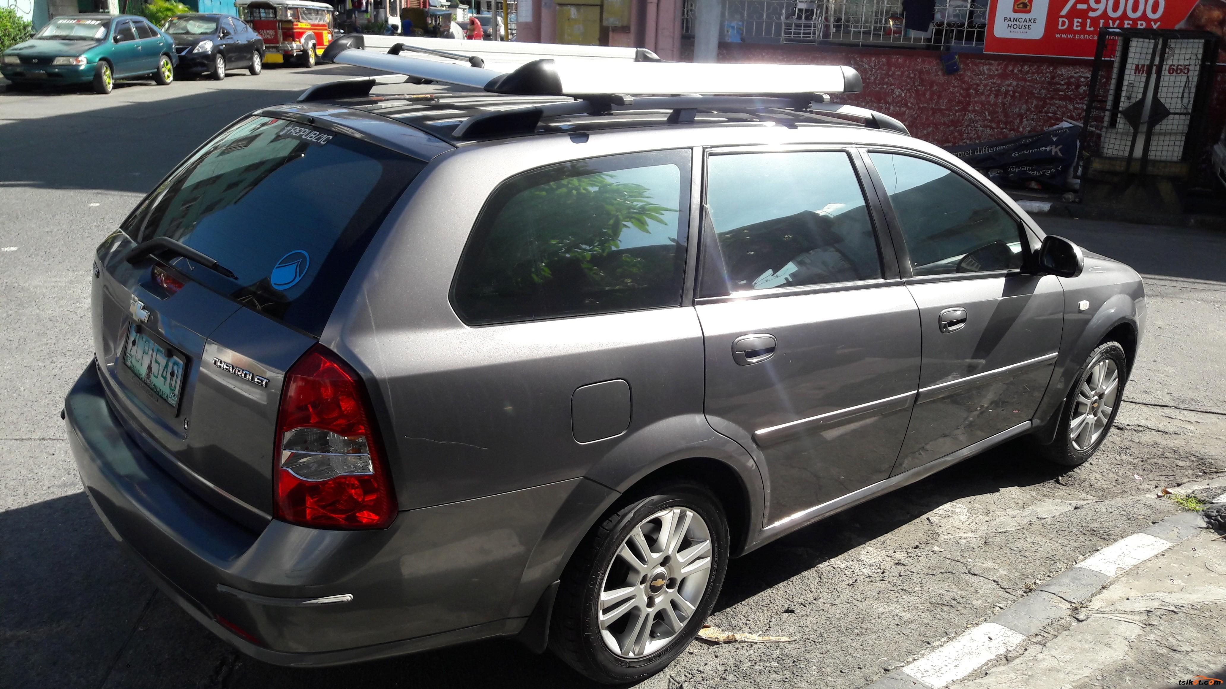 Chevrolet Optra 2007 - 6