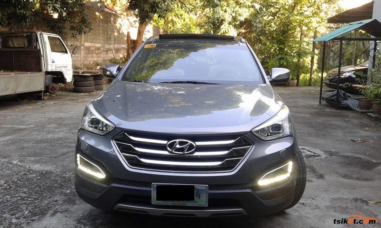 Hyundai Santa Fe 2014 - 1
