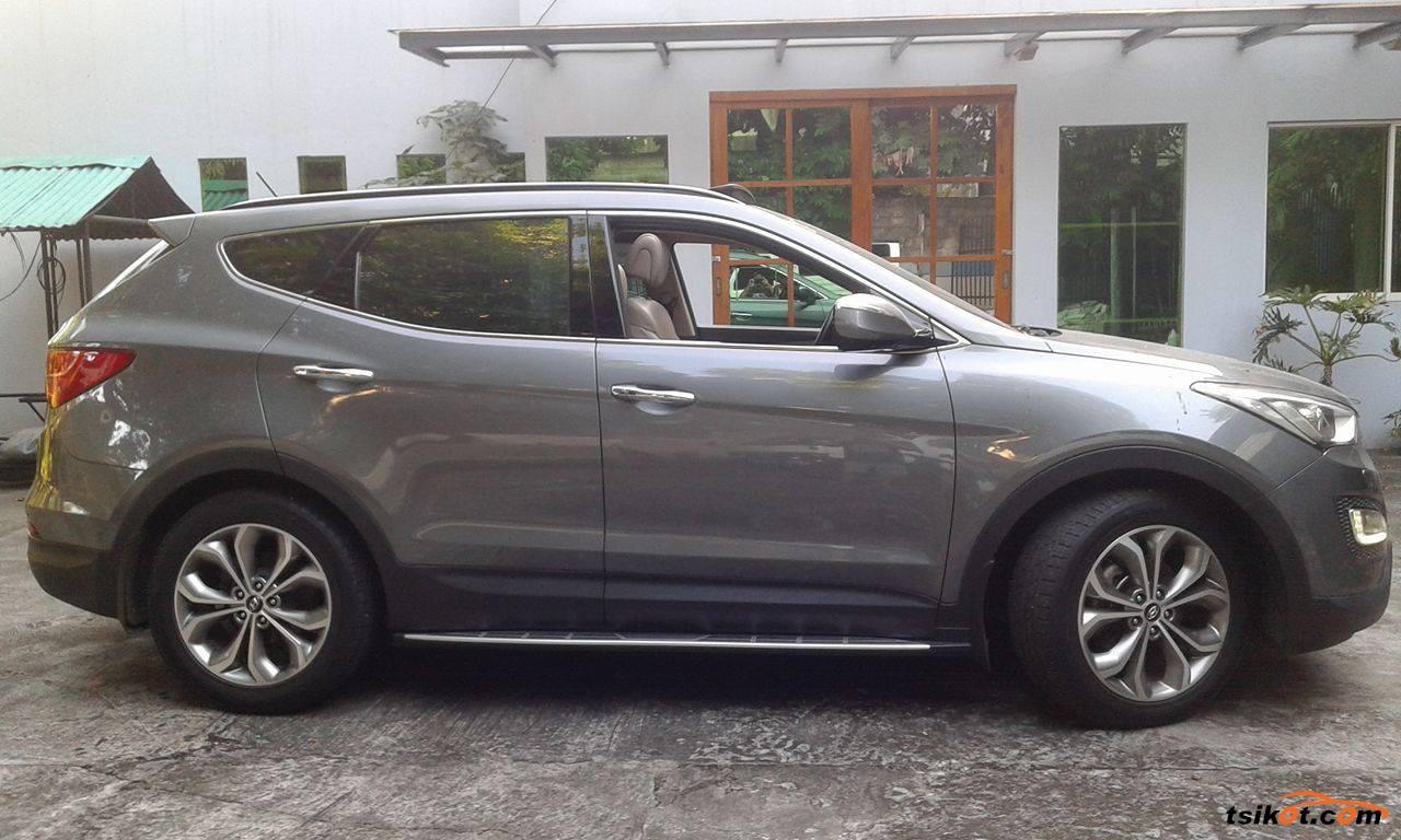 Hyundai Santa Fe 2014 - 2