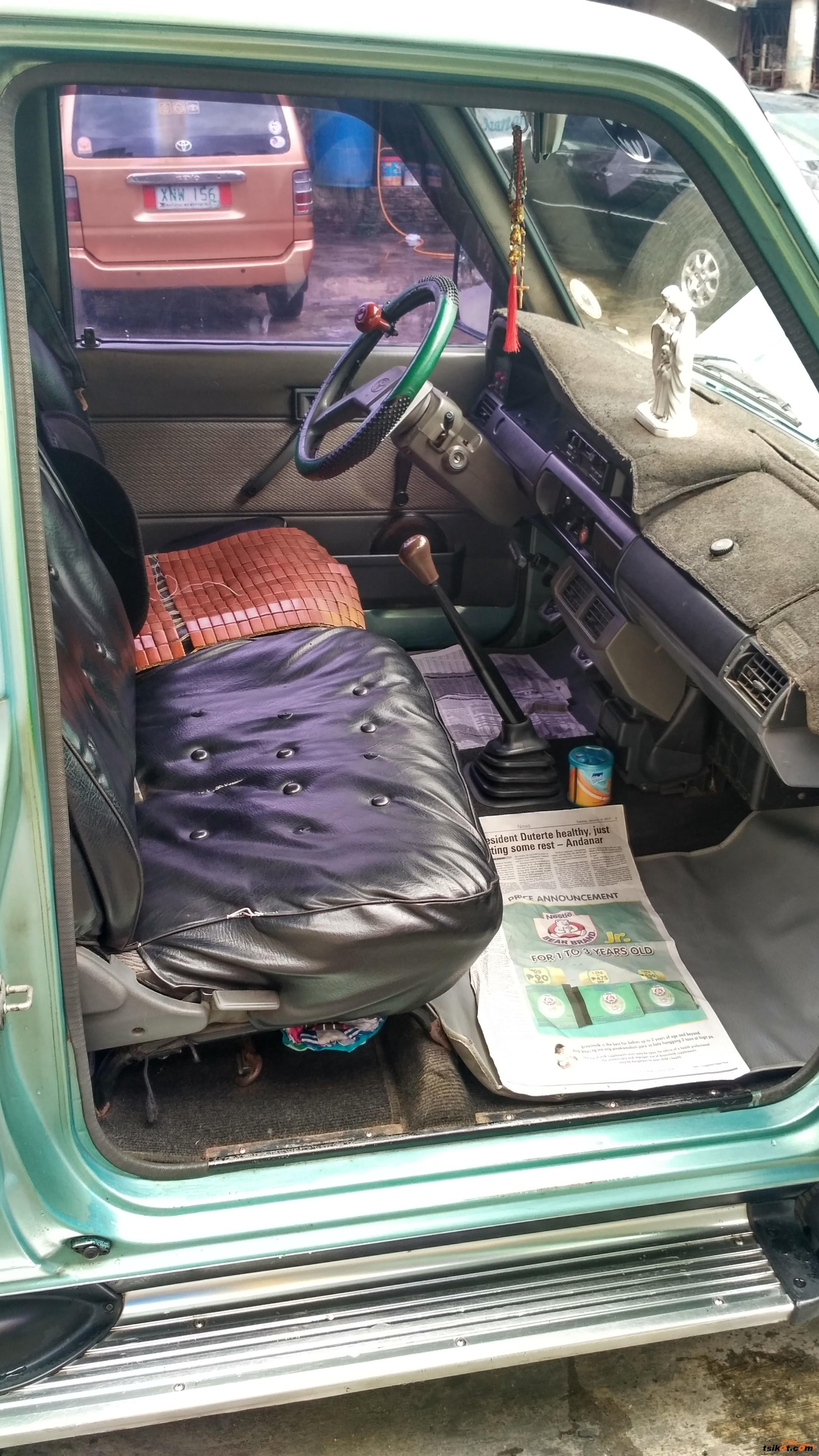 Toyota Fxs 1996 - 5