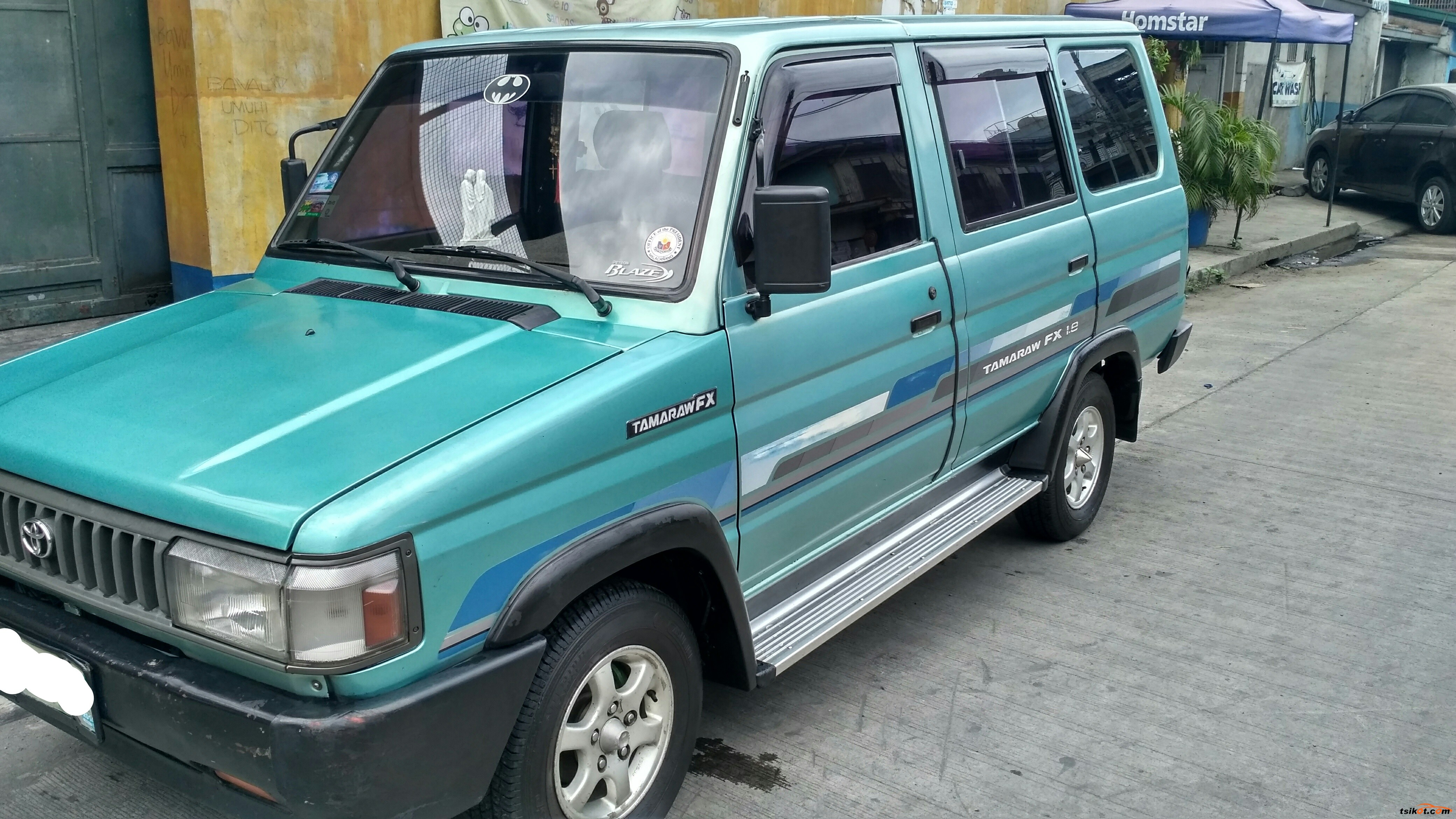 Toyota Fxs 1996 - 1
