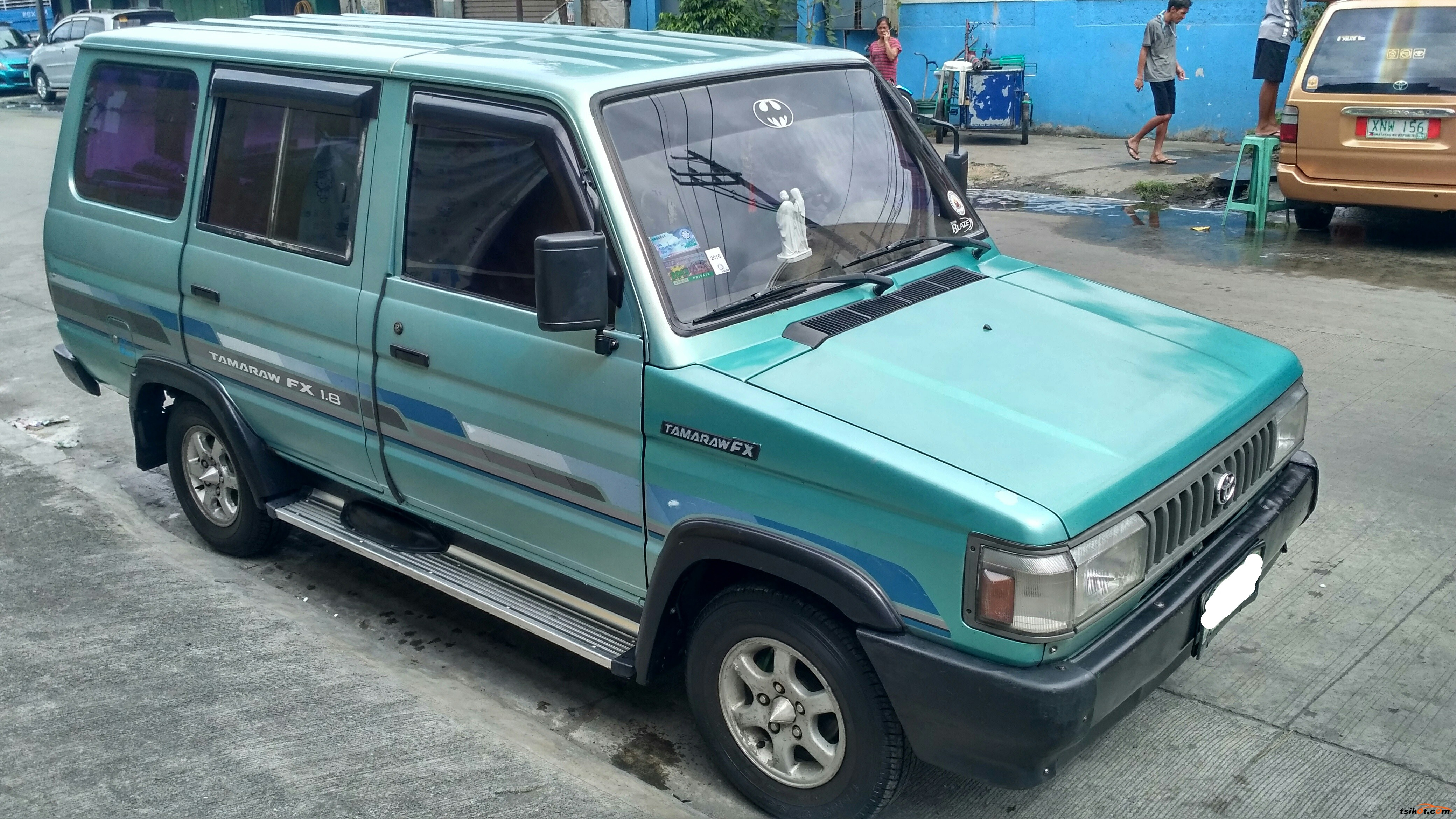 Toyota Fxs 1996 - 2