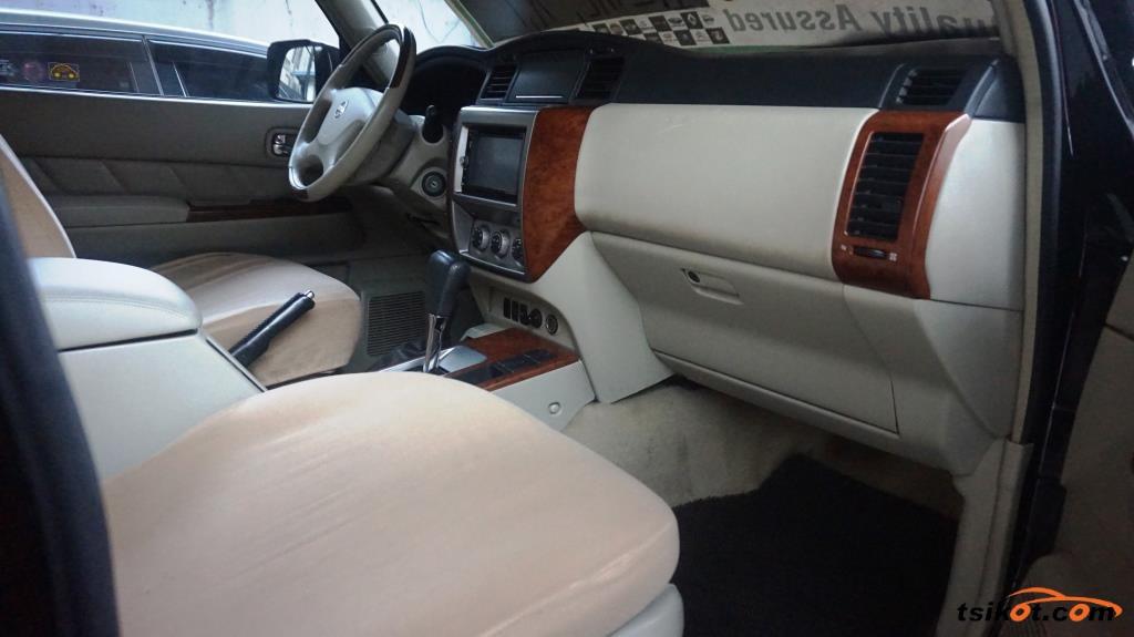 Nissan Patrol 2011 - 2
