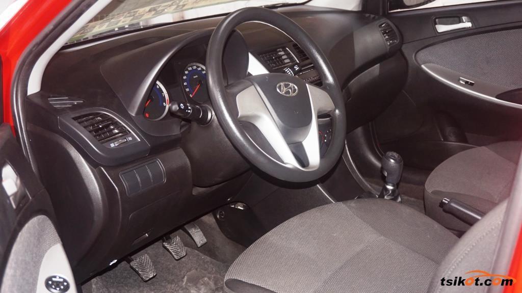 Hyundai Accent 2014 - 2
