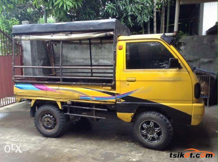 Suzuki Multi-Cab 2014 - 2